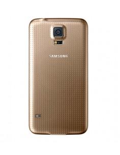 Tapa de batería Samsung Galaxy S5 oro