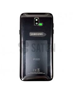 Carcasa trasera Samsung Galaxy J7 2017 Dual negro
