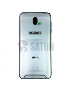 Carcasa trasera Samsung Galaxy J7 2017 Dual azul