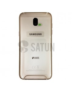 Carcasa trasera Samsung Galaxy J5 2017 Dual oro