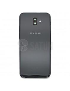 Carcasa trasera Samsung Galaxy J6 Plus negro