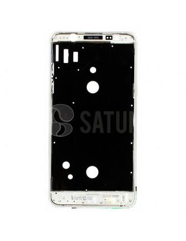 Carcasa intermedia Samsung Galaxy J5 2016 blanco