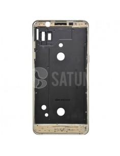 Carcasa intermedia Samsung Galaxy J5 2016 oro
