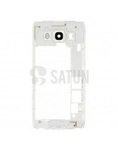 Carcasa trasera Samsung Galaxy J5 2016 blanco