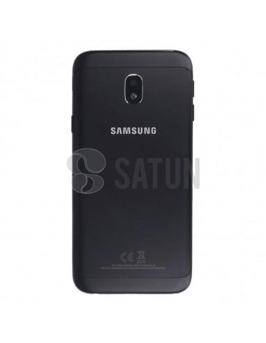 Carcasa trasera Samsung Galaxy J3 2017 negro