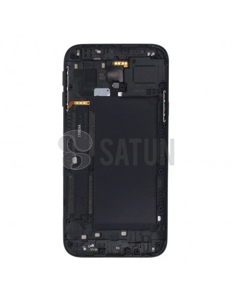 Carcasa trasera Samsung Galaxy J3 2017 negro posterior