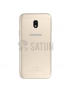 Carcasa trasera Samsung Galaxy J3 2017 oro