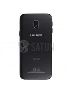 Carcasa trasera Samsung Galaxy J3 2017 Dual negro