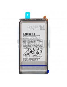 Batería con adhesivo Samsung Galaxy S10 Plus frontal