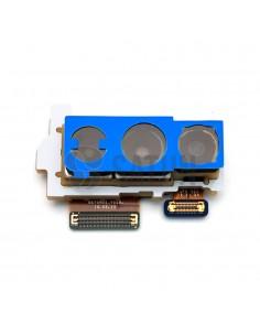 Cámara principal Triple Samsung Galaxy S10 y S10 Plus frontal