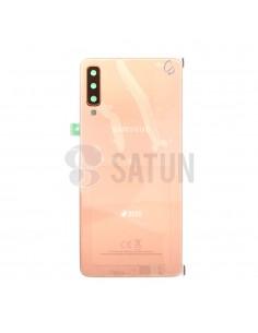 Tapa de batería Samsung Galaxy A7 2018 duos oro