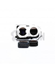 Cámara principal dual Samsung Galaxy A40 frontal. GH96-12465A