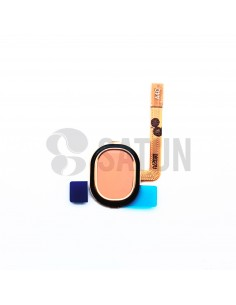 Flex botón home y sensor huella Samsung Galaxy A40 coral. GH96-12484D