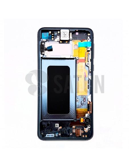 Pantalla Samsung Galaxy S10e negro posterior. GH82-18836A