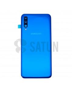 Tapa de batería Samsung Galaxy A50 azul. GH82-19229C