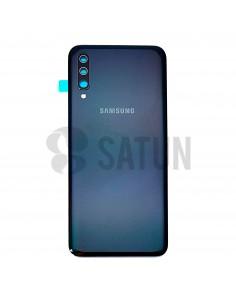 Tapa de batería Samsung Galaxy A50 negro. GH82-19229A