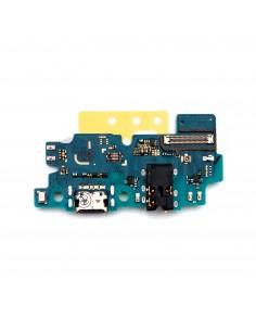 Placa conector USB y auriculares Samsung Galaxy A50. GH96-12616A