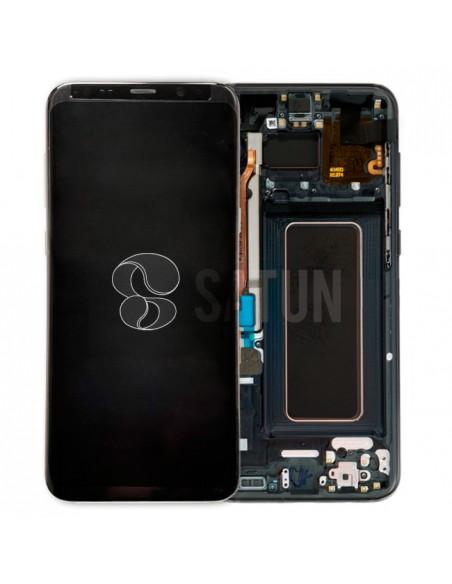 Pantalla Samsung Galaxy S8 Plus negro