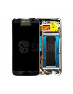 Flex botón Home Samsung GALAXY NOTE 4 Negro