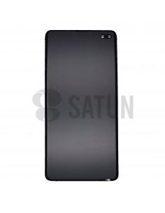 Pantalla completa Samsung Galaxy S5 NEO Silver