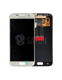Pantalla Samsung Galaxy S7 plata. GH97-18523B y GH97-18761B