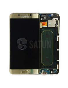 Pantalla Samsung Galaxy S6 Edge Plus oro
