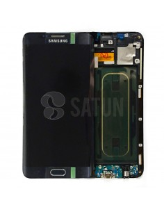 Pantalla Samsung Galaxy S6 Edge Plus negro. GH97-17819B