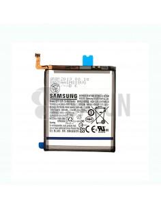 Batería con adhesivo Samsung Galaxy Note 10 frontal. GH82-20813A