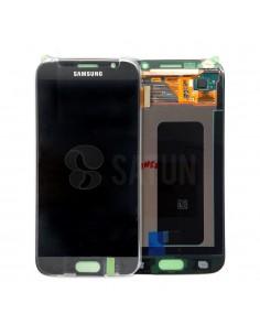 Pantalla Samsung Galaxy S6 negro. GH97-17260A
