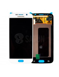 Pantalla Samsung Galaxy S6 blanco