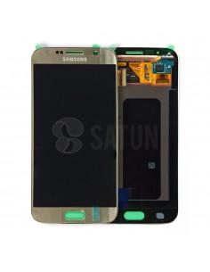 Pantalla Samsung Galaxy S6 oro