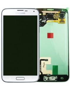 Pantalla Samsung Galaxy S5 blanco