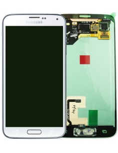 Tapa de Batería Samsung GALAXY S5 Azul