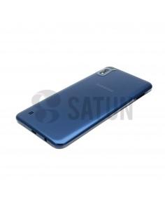 Carcasa trasera Samsung Galaxy A10 azul. GH82-20232B