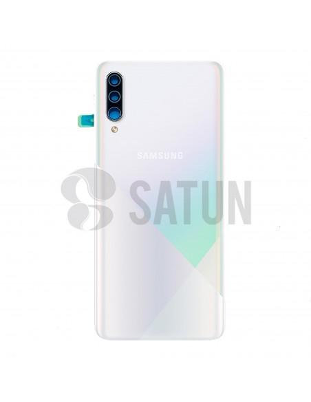 GH82-20805D. Tapa de batería Samsung Galaxy A30s blanco.