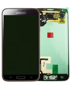 Pantalla Samsung Galaxy S5 oro