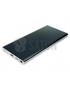 GH82-20838B . Pantalla Samsung Galaxy Note 10 plus blanco frontal