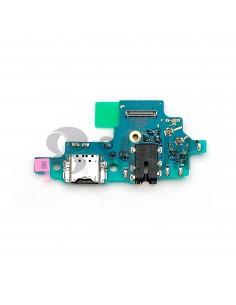 GH96-12217A. Placa conector carga, jack audio y micrófono Samsung Galaxy A9 2018
