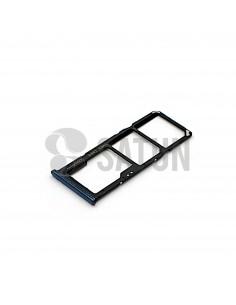 GH98-44196A. Bandeja Dual SIM y microSD Samsung Galaxy A70 negro