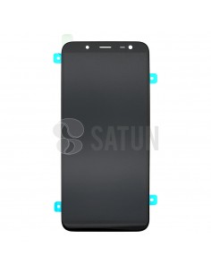 Tapa de batería Samsung GALAXY S4 Black Mist