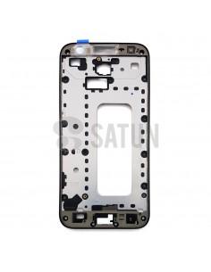 GH98-41911A . Carcasa intermedia Samsung Galaxy J3 2017 negro