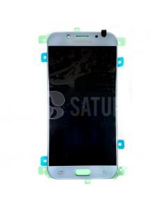 Pantalla Samsung Galaxy J5 2017 azul frontal
