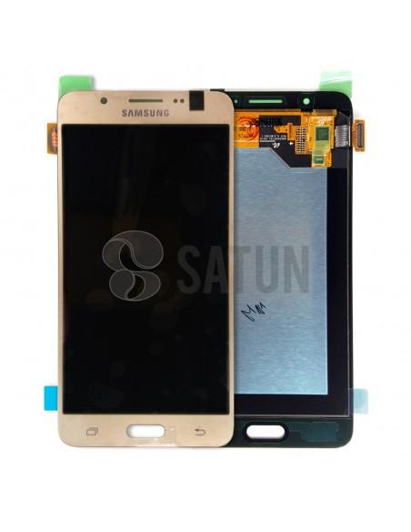 Pantalla Samsung Galaxy J5 2016 oro