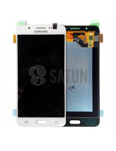 Carcasa Intermedia Samsung GALAXY S4 Silver