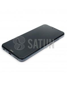 5600040C3X00 . Pantalla con marco Xiaomi Redmi Note 8T gris medianoche