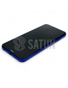 5600030C3X00 . Pantalla con marco Xiaomi Redmi Note 8T Azul estelar