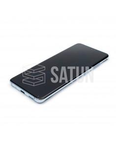 GH82-22131D y GH82-22123D . Pantalla Samsung Galaxy S20 azul (Frontal)