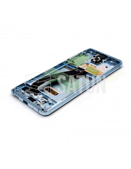 GH82-22131D y GH82-22123D . Pantalla Samsung Galaxy S20 azul (Interior)