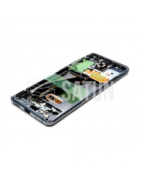 GH82-22131A y GH82-22123A . Pantalla Samsung Galaxy S20 gris (Interior)