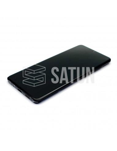 GH82-22145A y GH82-22134A . Pantalla Samsung Galaxy 20+ negro (Frontal)
